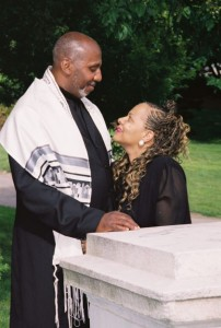 Apostle Leslie Elston & wife Slobhan Elston